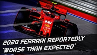 "F1 News Round-Up: 2020 Ferrari Is Reportedly ""Worse Than Expected"""