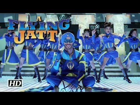 'A Flying Jatt' Title Track | Tiger Shroff | Don't Miss