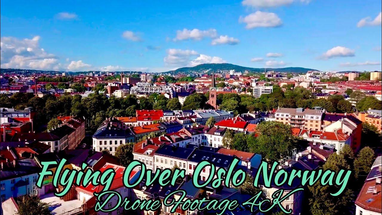 Download Norway 4k Drone | Oslo Norway 4k