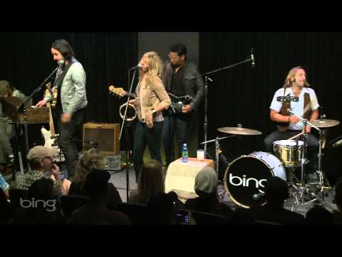 Grace Potter And The Nocturnals - Never Go Back (Bing Lounge)