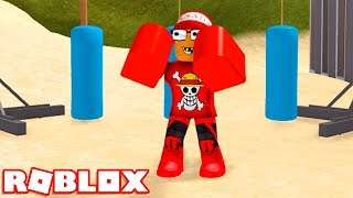 I WAS VERY STRONG in the FIGHT SIMULATOR of ROBLOX → Fighting Simulator 🎮