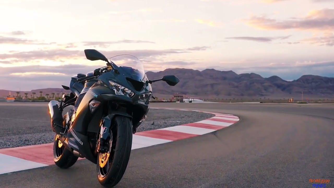Kawasaki Ninja ZX25R ZX6R ZX10RR ZX14R Top Speed