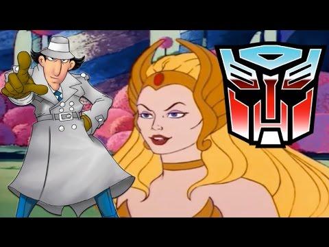Top Ten 80s Cartoon Theme Songs