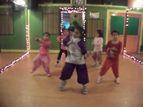 Mashallah | Ek Tha Tiger | Kids Dance | Step2Step Dance Studio