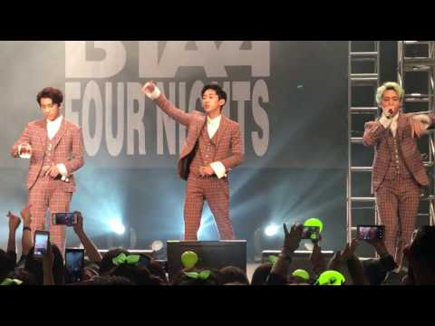 B1A4 [4 Nights In The US: L.A.] - Crushing On You Again (너에게 한 번 더 반하는 순간)