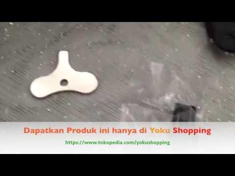 Cukur Wahl 2150 (Electric Shaver) - Yoku Shopping - YouTube e10560236d