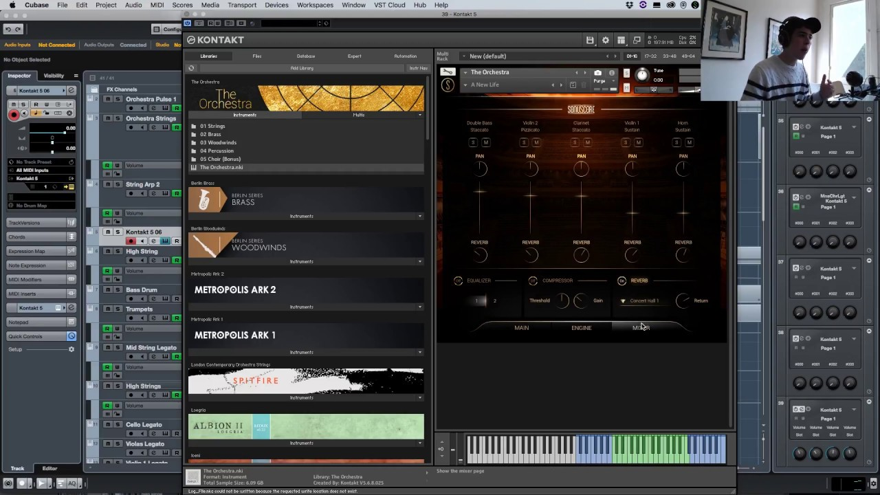 5 Best Orchestral VST Plugins & Libraries to Have in 2019