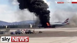 "British Airways Fire: ""We Thought People Were Panicking For No Reason"""