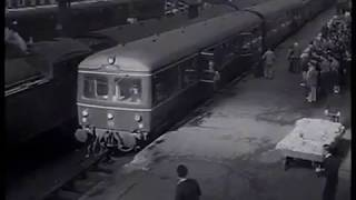 Diesel Train Driver 1959 Part 1 An Introduction To The Diesel Train