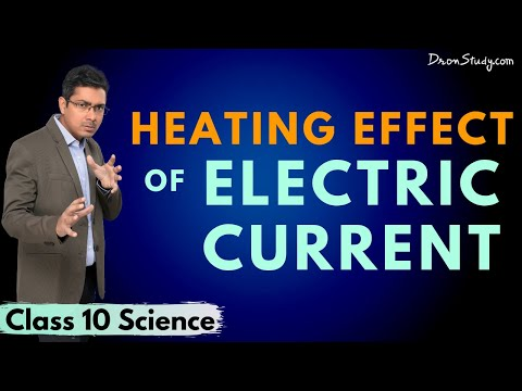 Heating Effect of Electric Current | Practical Applications | CBSE Class 10 Science | Physics