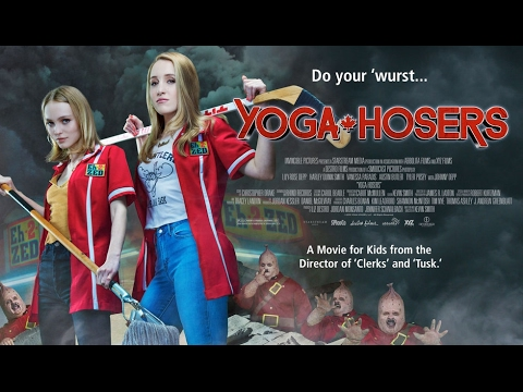 Epic Rant - Yoga Hosers (2016) Movie Review