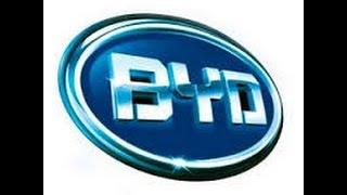 Гибридный кроссовер BYD Song Hybrid SUV BYD Song