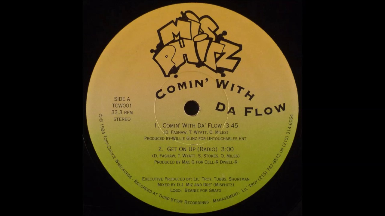 Misphitz's 'Comin With Da Flow' sample of Melvin Bliss's ...