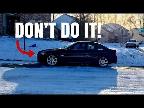 DO NOT Jack Up Your BMW Until You Watch This!