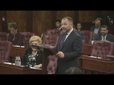 Corey Johnson, City Council Debate The NYC Green Bill