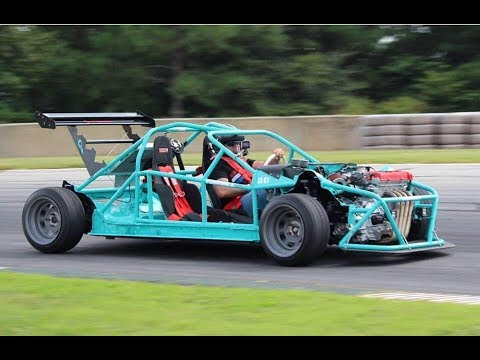 KROWRX X-Tegra - (Track) One Take