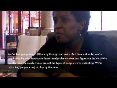 Ory Okolloh on African education