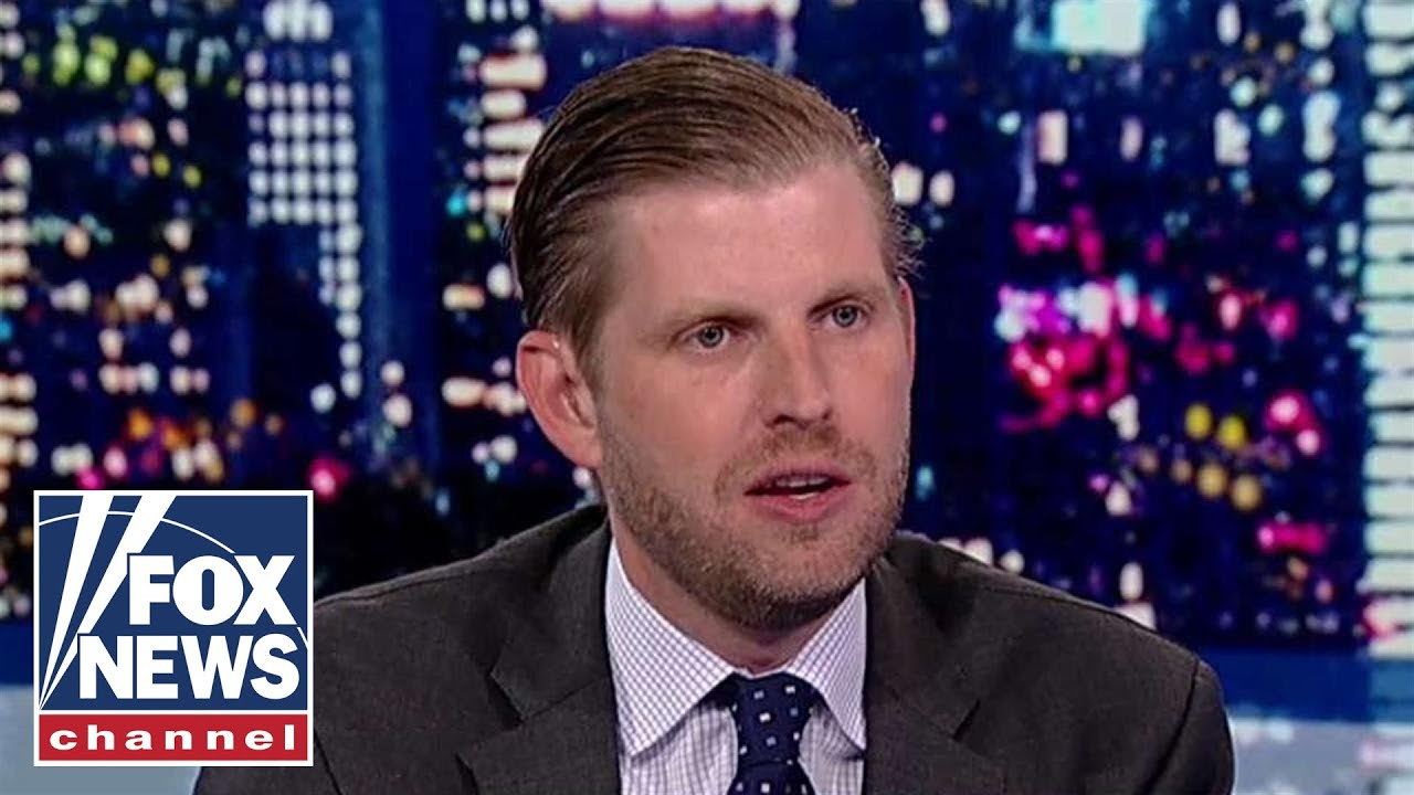 FOX News Eric Trump sounds off on Dems in exclusive interview with Judge Jeanine