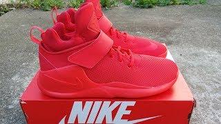 Nike Kwazi - Unboxed and On Feet - YouTube