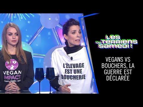 Vegans VS Bouchers, la guerre est déclarée - Les Terriens du Samedi - 06/10/2018