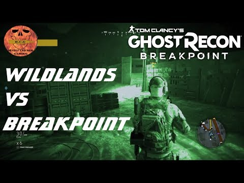 Ghost Recon Wildands vs Breakpoint (the good and bad)