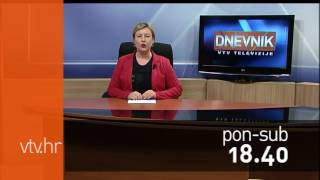 VTV Dnevnik najava 5. travnja 2017.