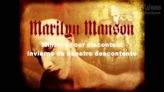 Marilyn Manson-President Dead (Subtitulado Español & Lyrics)