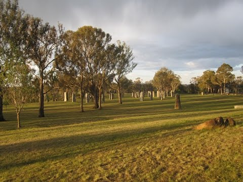 Occult Glen Innes - Australian Standing Stones and Further Esoteric Symbolism