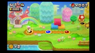 Paper Mario 3DS Update Pictures-New Levels,Partners, Enemies