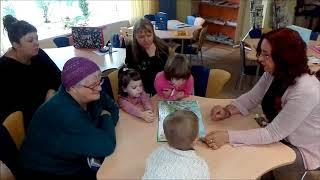 Громкие чтения в детской библиотеке №10 г. Минска