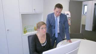 #EifelDreiTV Werbung - die Sparkasse Aachen und ihr Team der #Kreditfachberatung in #Roetgen
