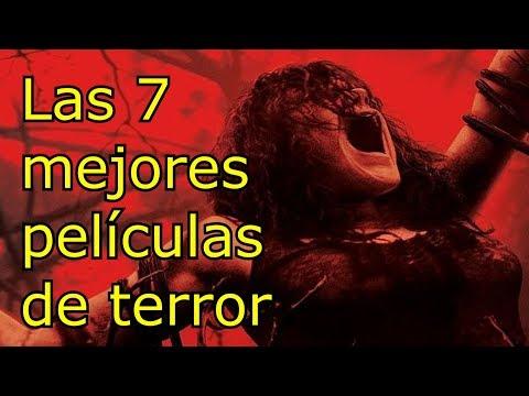 Las mejores 7 películas de terror