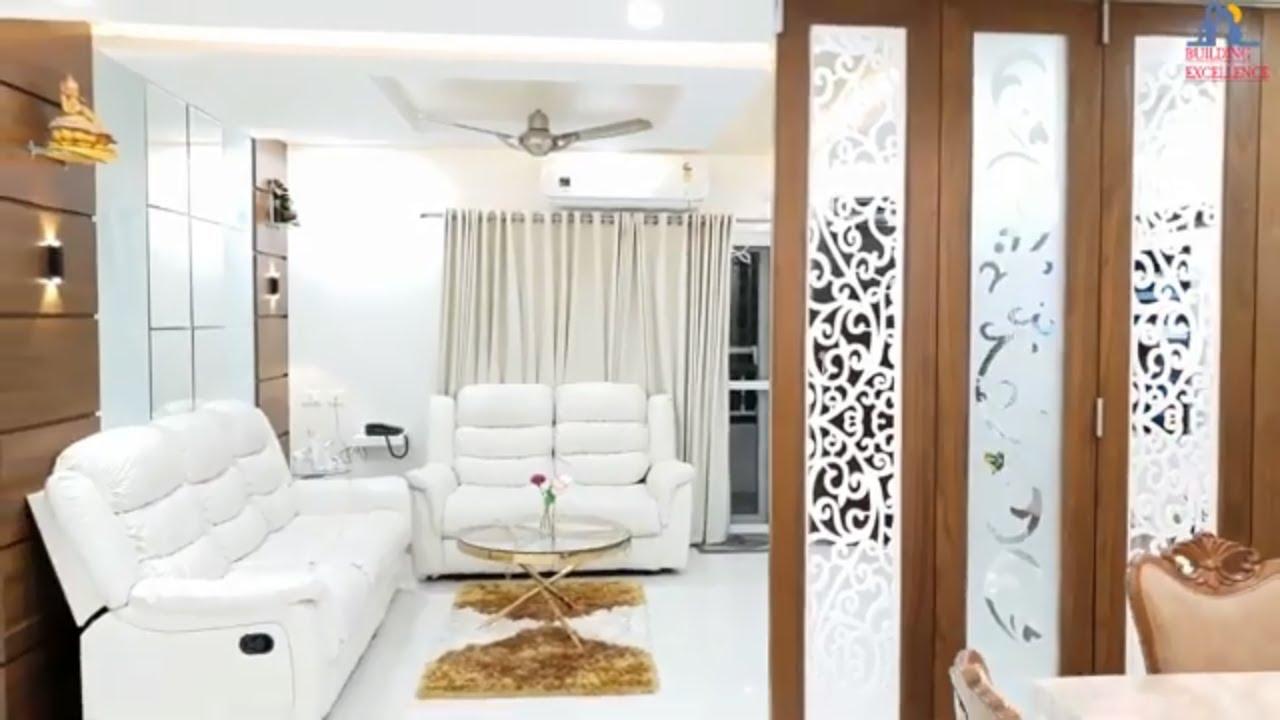 3bhk Beautiful Interior Design Complete 3bhk House Interior Design Youtube