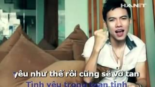 [ Karaoke ] Bài Học - Phạm Trưởng.flv