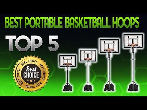 Best Portable Basketball Hoops 2020 Portable Basketball Hoop Review
