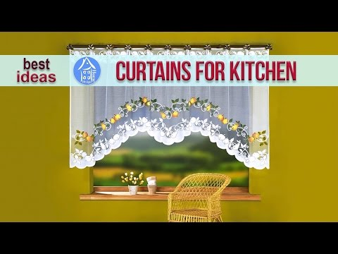 💗 Curtains Kitchen - Beautiful Ideas Curtains for Kitchen Window