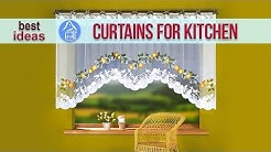 💗 Curtains Kitchen - Beautiful Ideas Curtains for Kitchen Window
