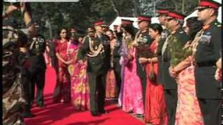 CoAS Gurung leaves for UK