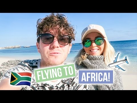 AUSTRALIA To SOUTH AFRICA On South African Airlines