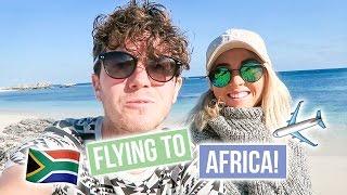 Returning to AFRICA!