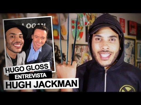 Hugo Gloss entrevista Hugh Jackman