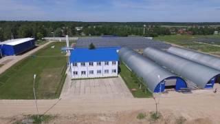видео строительство холодильных складов