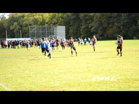 Brebeuf 7's @ UofT Rugby Video 2012