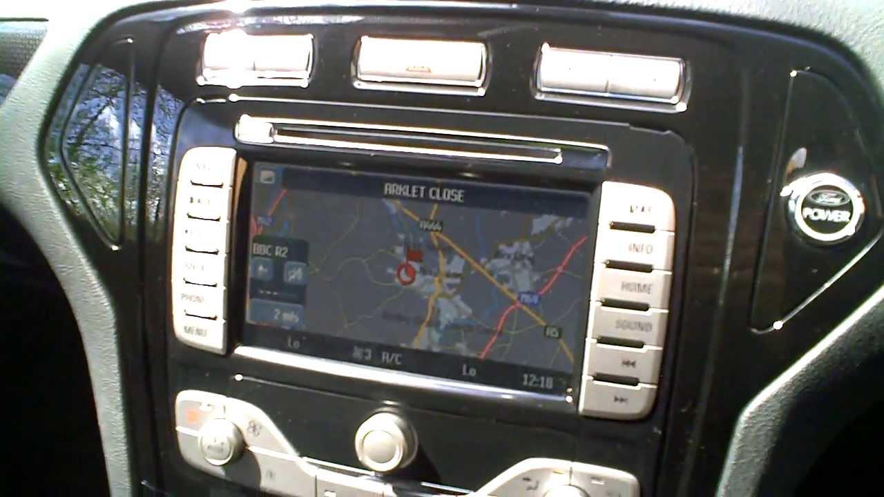 2008 58 ford mondeo 2 2 tdci titanium x sport 5 door hatchback manual diesel black youtube. Black Bedroom Furniture Sets. Home Design Ideas