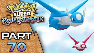 Pokemon Super Mystery Dungeon - [Postgame] Part 70 - Latias & Latios