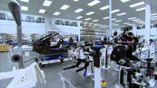 "How to Build a Supercar ""MP4-12C"""