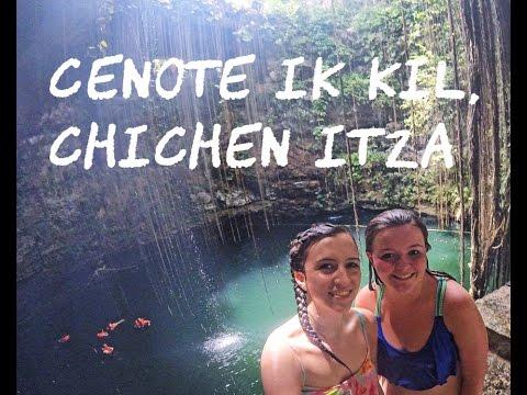Cenote Ik Kil, Chichen Itza