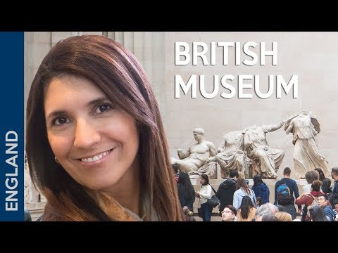 The British Museum, the British Library & Harry Potter 9 3/4 | Leaving London 😭