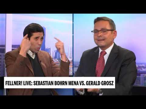 Politik hat weggesehen und damit Wien-Tragödie erst möglich gemacht - Gerald Grosz in Fellner Live