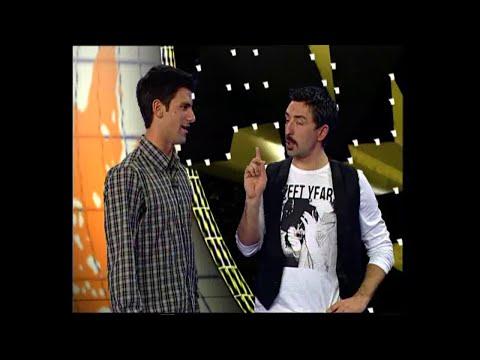Novak Djokovic - Igra Cha Cha i Salsu (Latino plesovi) (Ami G Show 2008)